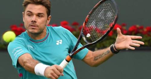 Tennis - ATP - Indian Wells - Stan Wawrinka se sort du piège Yoshihito Nishioka