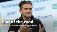 CNN shuts down Casey Neistat's Beme, but some of its digital news tech will live on