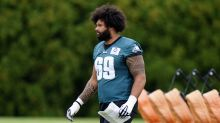 Eagles place lineman Matt Pryor on COVID-19/reserve list two days before game vs. Ravens