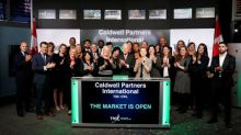 The Caldwell Partners International Inc. Opens the Market