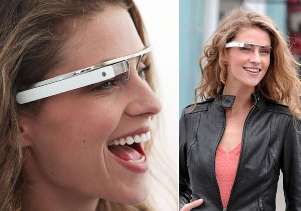 Google testing heads-up display glasses in public, won't make you look like Robocop