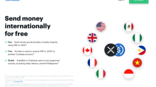 Coinbase launches international payments service; promotes use of XRP & USDC