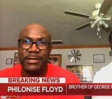 George Floyd's Brother: Trump Wouldn't Even Let Me Talk in Rushed Call