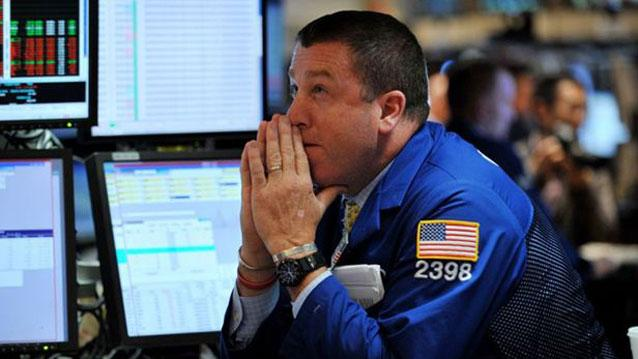 Financial Stocks Plummet as Market Tanks
