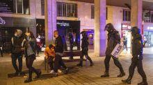 La policía identifica a 16 personas por los disturbios en León