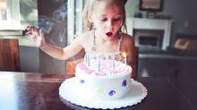 Soprar as velas do bolo de aniversário: anti-higiênico ou uma tradição inofensiva?