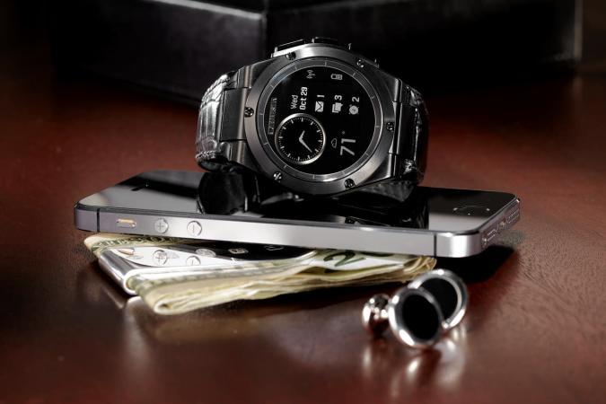 El smartwatch 'de HP' ya está listo (y es tan atractivo como se intuía)