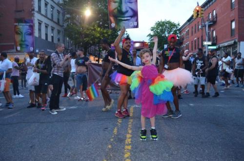 desmond napoles, gay pride