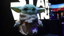 Disney+ streaming amid coronavirus is boosting Hasbro's Baby Yoda toy sales