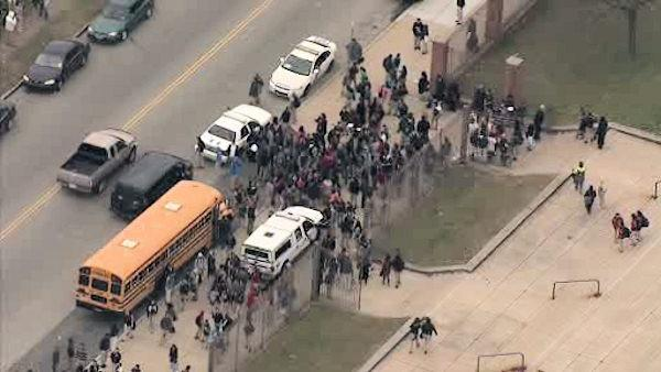 Edison High School in Philadelphia cleared after threat