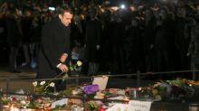 Macron gedenkt in Straßburg der Opfer des Anschlags