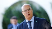 Rio governor says 'only a matter of time' before he becomes Brazil president