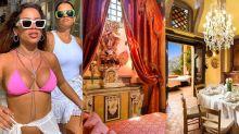 Ariadna detalha viagem com Anitta e diz que não pagou R$ 15 mil em diária