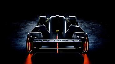 PEUGEOT打造全新WEC世界耐久賽油電賽車,新的油電動力系統可釋出679匹最大馬力
