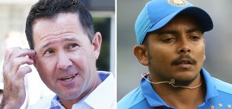 'Not today': Indian star's brutal rejection of Ponting