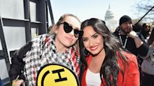 Miley Cyrus Says She and Demi Lovato Will Be 'Friends Forever'
