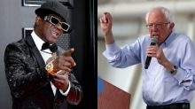 Public Enemy's Flavor Flav Sends Cease and Desist Letter to Bernie Sanders