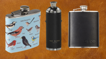 10 best hip flasks that are the perfect companion for drinking on the go