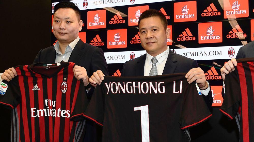 """Acquisizione Milan, comunicato di Yonghong Li: """"Trasparente, regolare e corretta"""""""