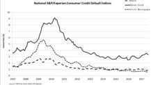 S&P/Experian Consumer Credit Default Indices Show The Composite Default Rate Remained Low In July 2017