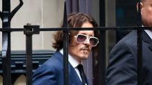 Johnny Depp facing second day of questioning in libel claim against The Sun