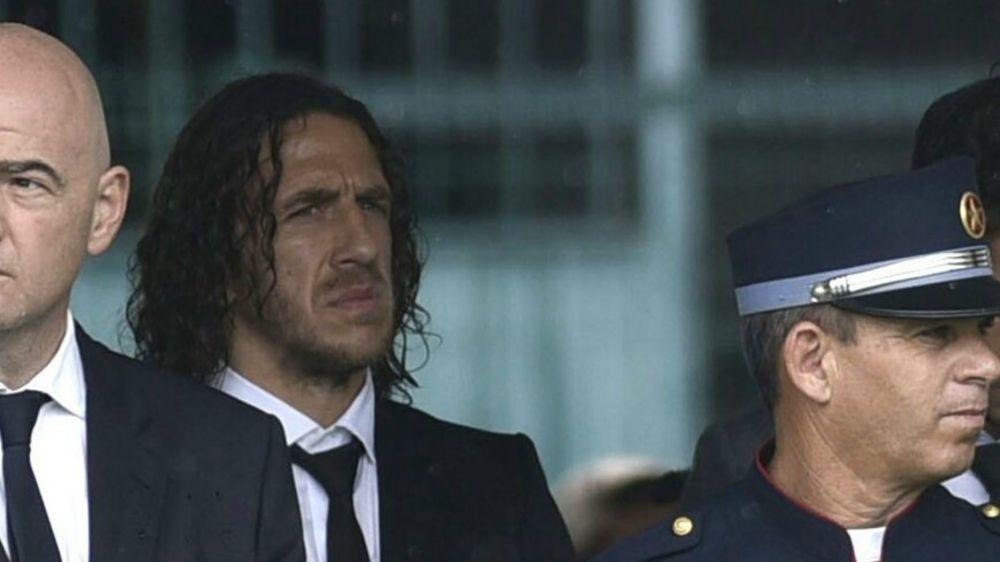 Puyol le dio su favoritismo a la Selección chilena en Copa Confederaciones