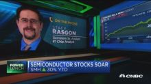 Bernstein analyst on chip rally risks