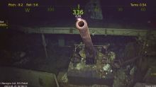 Vessel discovers wreck of World War II carrier Hornet