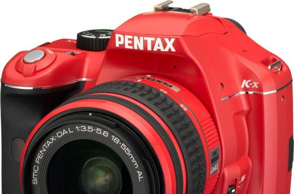 Pentax K-x DSLR now official: 12.4MP, 720p video, coming October for $650
