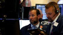 U.S. stocks fall on sour earnings, trade fears