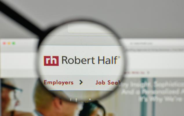Here's Why You Should Hold on to Robert Half (RHI) Stock