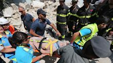 Earthquake hits Italian resort island of Ischia