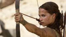 Alicia Vikander nos cuenta los orígenes de Lara Croft en el TRÁILER de Tomb Raider