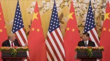 Commerce: nouvelle escalade entre les États-Unis et la Chine