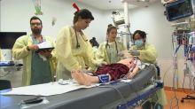 Montreal hospitals practise Code Orange, simulating catastrophe