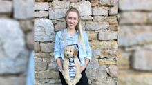 This dog mom carries her puppy around in a Baby Björn and the pics are hilarious