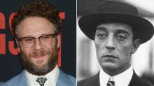 Seth Rogen Has Spent Five Years Planning 'Big Action Film' Inspired by Buster Keaton, Jackie Chan
