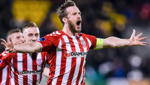 Derry City captain Ryan McBride passed away the day after his side beat Drogheda