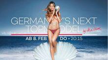 Heidi Klum, 44, stuns in bikini photo shoot for 'Germany's Next Top Model' promo