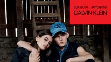 Kaia and Presley Gerber Front the Latest Calvin Klein Jeans Campaign