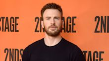 Actor Chris Evans appears to accidentally share risque images on Instagram