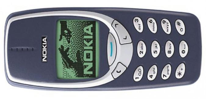 Nokia 3310 soll von den Toten auferstehen
