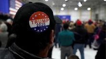 Former Cambridge Analytica staff 'working on Donald Trump's 2020 re-election campaign'
