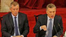 El sector que encabezan Emilio Monzó y Rogelio Frigerio respondió a las críticas de Mauricio Macri