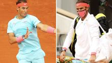 'Inventing fashion': $1.4m detail in Rafa Nadal's French Open outfit