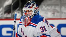 Rangers have to test Igor Shesterkin's limits after injury return