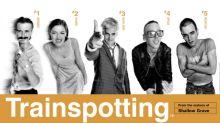 'Trainspotting' Cast Re-Creates Original Poster