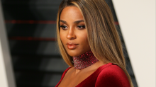Ciara Attracts Mommy Shamers for Tobogganing Down the Great Wall With Her Infant