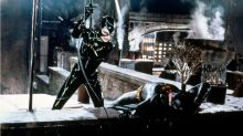 Michelle Pfeiffer digs out her Catwoman whip from 'Batman Returns' and she's still got the knack