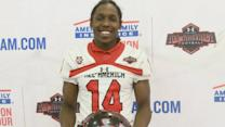 Adoree'' Jackson a UA All-American